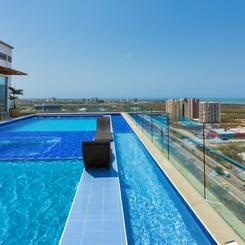OUTDOOR POOL GHL Collection Barranquilla Hotel Barranquilla