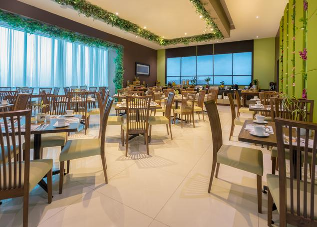SKY FOREST RESTAURANT GHL Collection Barranquilla Hotel Barranquilla