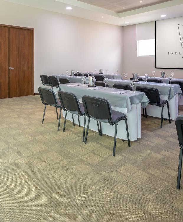 Meeting rooms GHL Collection Barranquilla Hotel Barranquilla